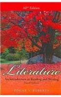 Download By Edgar V. Roberts - Literature AP Edition: 4th (fourth) Edition ebook
