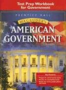 American Government : Test Prep Workbook for Government
