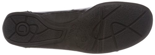 Sport Gabor Shoes Negro para Mujer Schwarz Bailarinas Comfort wpOEqpF