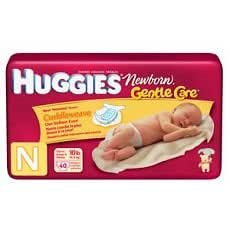 Huggies Pañales ultratrim por Kimberly Clark - Pañales, recién ...