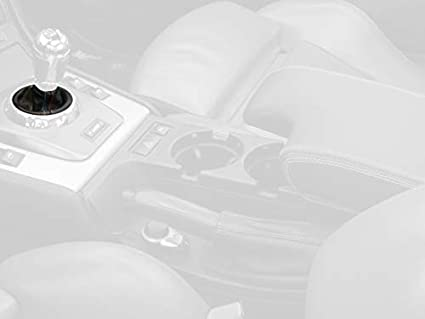 RedlineGoods SMG bota/funda para palanca de cambios Compatible con BMW 3-Series E46
