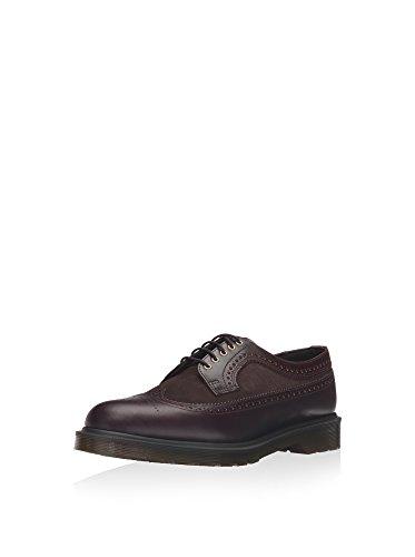 Dr. Martens 3989 Charro Brando Dark Brown Hi Suede Wp 21496211, Zapatos Rojo