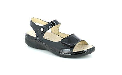37 Sandalo P Se0057 Donna Grunland Nero Laba Eq7UYH