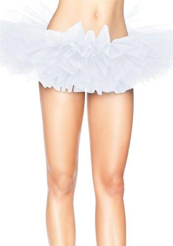 Leg Avenue Organza Tutu DressOne Size; (Leg Avenue Organza Tutu)