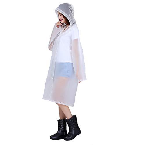 Manica Donna Giacca Flying Lunga Bianco Impermeabile 6xETWwTn4
