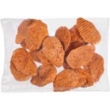 Tyson Red Label Select Cut Hot N Spicy Breaded Chicken Breast Portioned Filet, 4 Ounce - 2 per case. by Tyson