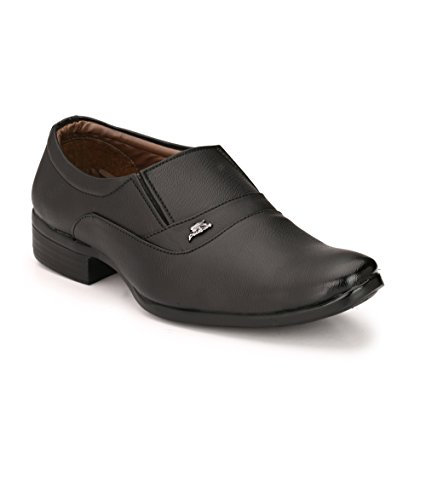 Fashion World Men's Faux Leather Formal Shoes