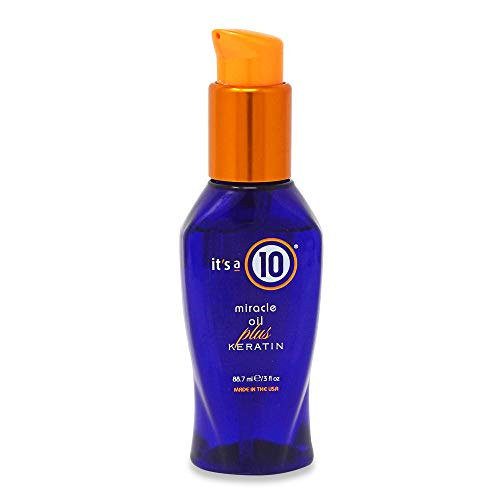 It's a 10 Haircare Miracle Oil Plus Keratin, 3 fl. oz.