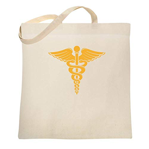 Caduceus Cameron Frye Halloween Costume Retro 80s Natural 15x15 inches Canvas Tote Bag ()