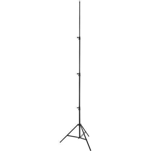 Impact Heavy Duty Light Stand, Black - 13' (4m)
