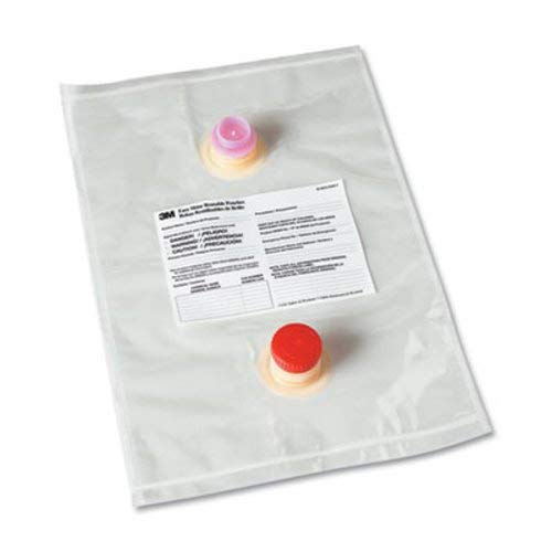 3M 55440-case 3M(TM) Easy Shine Reusable Pouches, 5/Case (Pack of 5)