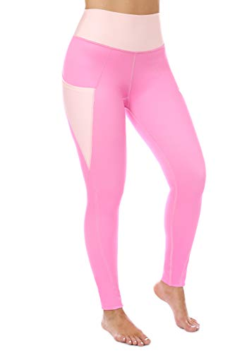 Reversible High Waisted Premium Leggings | Two Sided Non See Through Workout Leggings