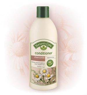 Chamomile Replenishing Conditioner-532 ml Brand: Natures Gate Natures Gate Chamomile