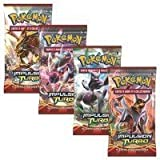 Pokemon XY8 Breakthrough Sealed Booster Pack x 4