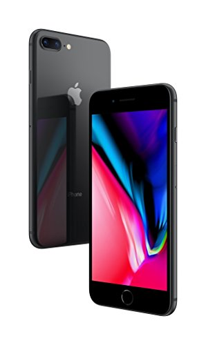 Apple iPhone 8 Plus 64GB Factory Unlocked Smartphone MQ8D2LL/A Space Gray 4G LTE 12MP iOS