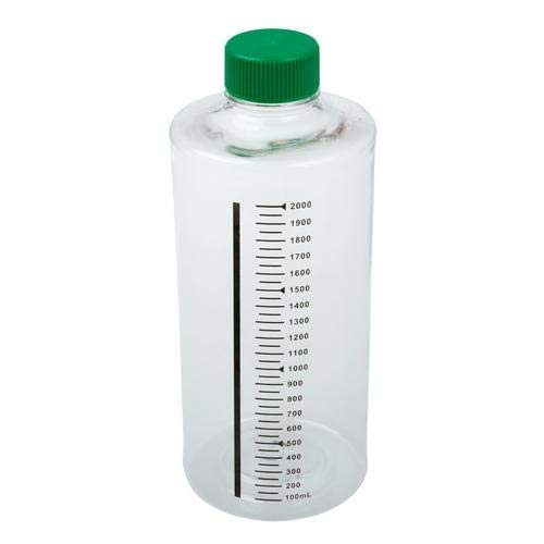 Celltreat Scientific Products 229384, Roller Bottle, Graduations (3 Packs of 12 pcs) by CELLTREAT SCIENTIFIC PRODUCTS