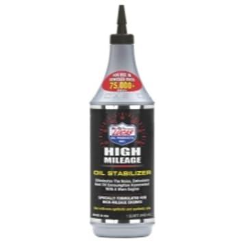 Lucas Oil 10118 High Mileage Oil Stabilizer 1 Quart 1/pkg