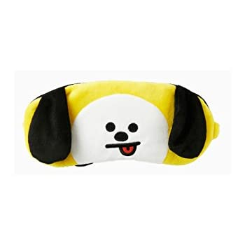 Line Friends x BTS Collaboration_BT21 CHIMMY Sleeping Mask