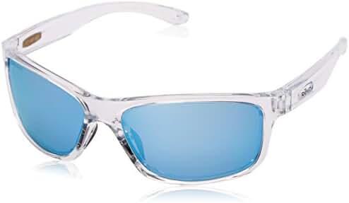 Revo RE 4071 Harness Polarized Rectangular Sunglasses