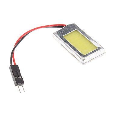 T10/BA9S/V 0,5 W Natural luz blanca de pinchos para mazorcas