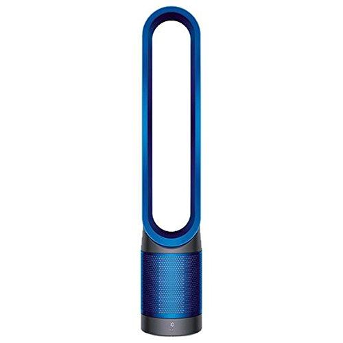 Dysonタワーファン(リモコン付アイアン/サテンブルー)dysonPureCool(ピュアクール)AM11IBダイソン扇風機