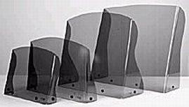 Plexiglass Boat Windshield - 1