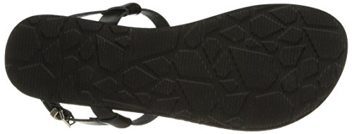 Luxe Sandal Volcom Luxe Sandal Black Womens 47gwqUxn5a