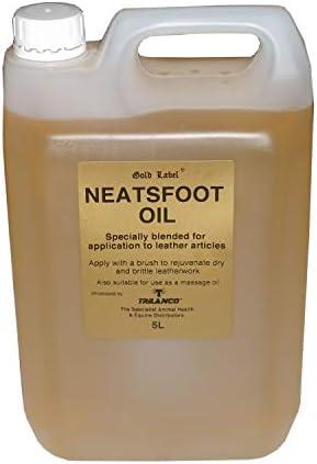 Gold Label Kruidengezondheid Neatsfoot Olie