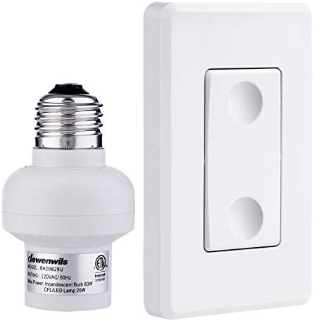 DEWENWILS Control Wireless Controlled Expandable product image