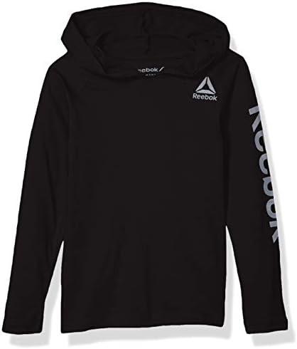 Reebok Boys Long Sleeve Active TShirt
