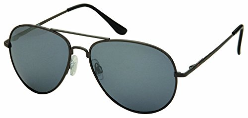 Unisex Classic Aviator Polarized Light Weight Metal Super Awesome - Sunglasses Mens Awesome
