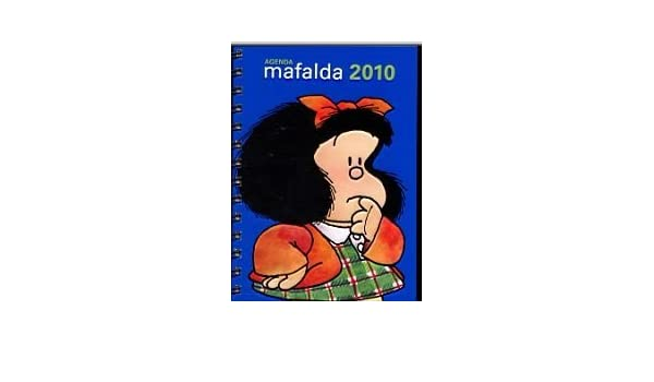 AGENDA MAFALDA 2010 ESPIRAL: Amazon.es: Quino: Libros