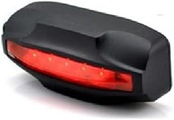AGENTE007 - Localizador GPS gsm Gprs para Bicicleta con Luz Led