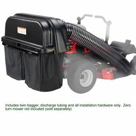 Ariens 815150 50 Inch Twin Bagger for Zero-Turn Riding Lawn Mowers (2012 & Newer)
