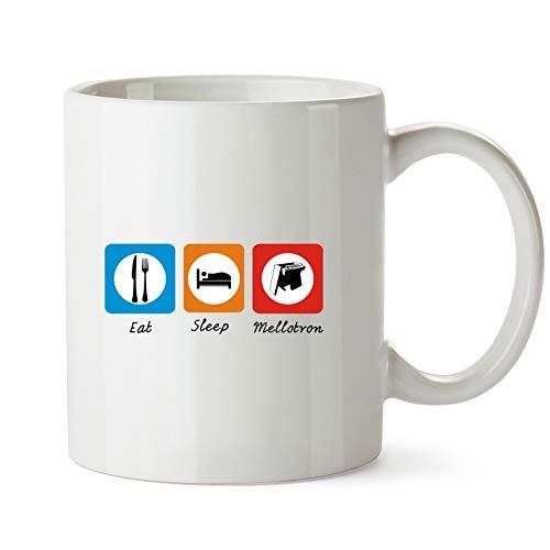 Idakoos - Eat sleep Mellotron - Instruments - Mug