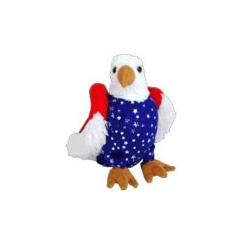 42b54d768c5 Amazon.com  Ty Beanie Babies - Soar the Eagle (Ty Store Exclusive ...