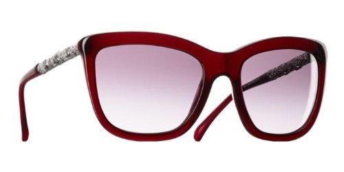 Gafas de Sol Chanel CH5268 BORDEAUX/VIOLET GRADIENT: Amazon ...