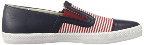 Women's Geox GIYO D Navy Sneakers Red TnqgBw