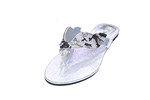 Wear & Walk UK - Plano mujer plata
