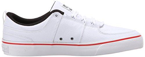 DC Männer Lynx Vulc TX Skate Schuh Weiß