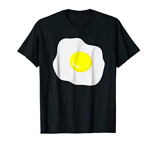 Deviled Egg Matching Couples Halloween Costume T-shirt]()