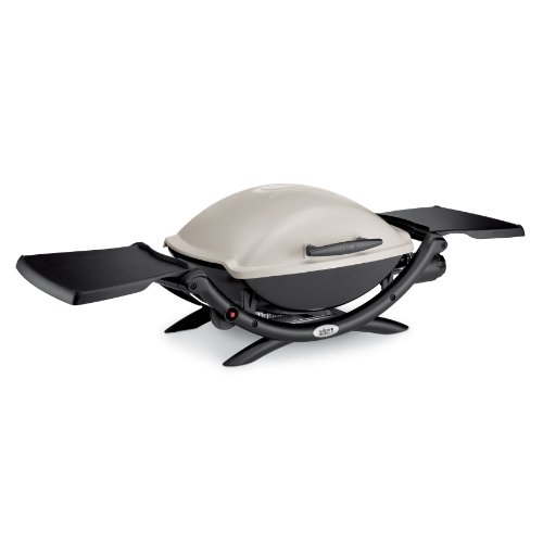 Weber 53060001 Q2000 Liquid Propane Grill (Propane Grill By Weber compare prices)