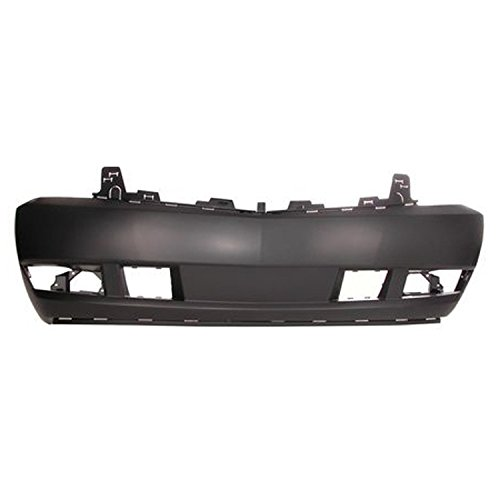 Multiple Manufacturers OE Replacement 2007-2012 CADILLAC ESCALADE Bumper Cover (Partslink Number GM1000816)