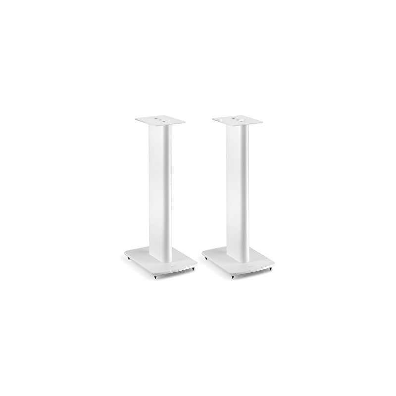 KEF Performance Speaker Stand (White, Pa