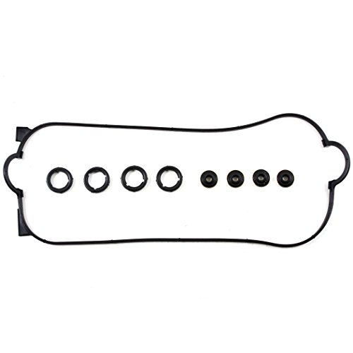 NEW VC120 Engine Valve Cover Gasket Set (With Spark Plug Tube Seals and Grommets)