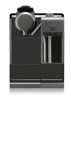 Nespresso Lattissima Touch Original Espresso Machine with Milk Frother by De'Longhi, Washed Black by DeLonghi (Image #1)