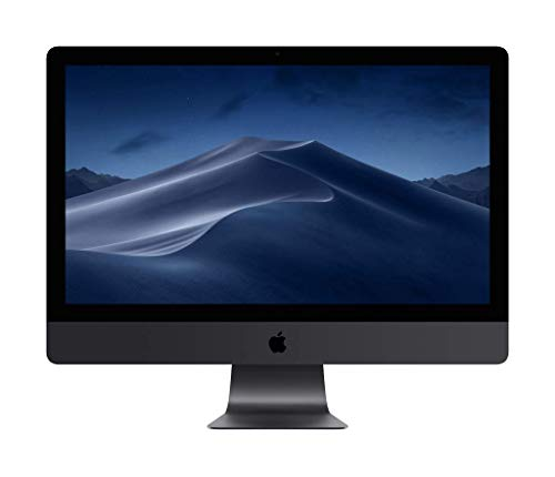 Apple iMac Pro 27-inch All-in-One Computer Space Gray (MQ2Y2LL/A)