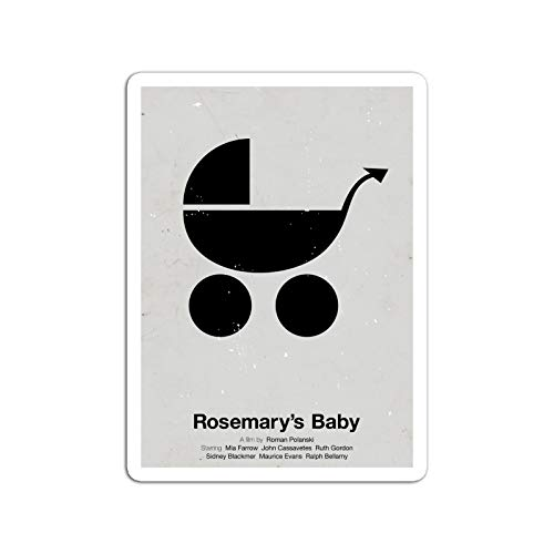BreathNenStore Sticker Television Show 'rosemary's Baby' Pictogram Movie Tv Shows Series (3