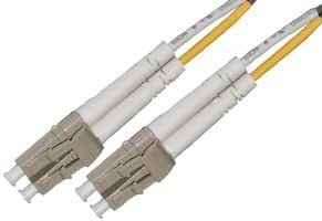 LEAD, FIBRE OPTIC, OM1 LC-LC DUPLEX 1M 005-324-010-01B By CONNECTIX CABLING SYSTEMS