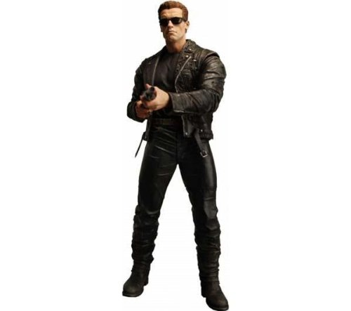 NECA Terminator 2: Judgement Day 12 Inch Figure T-800 Pescadero Escape
